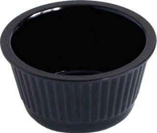 miska  50ml DIP, černý melamin