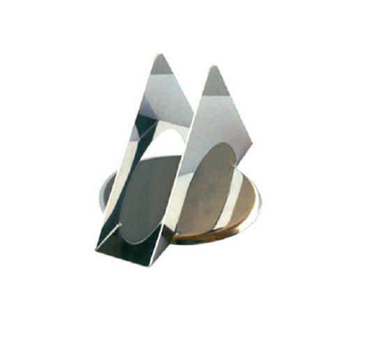 stojan na ubrousky, trojúhelník plný, NR
