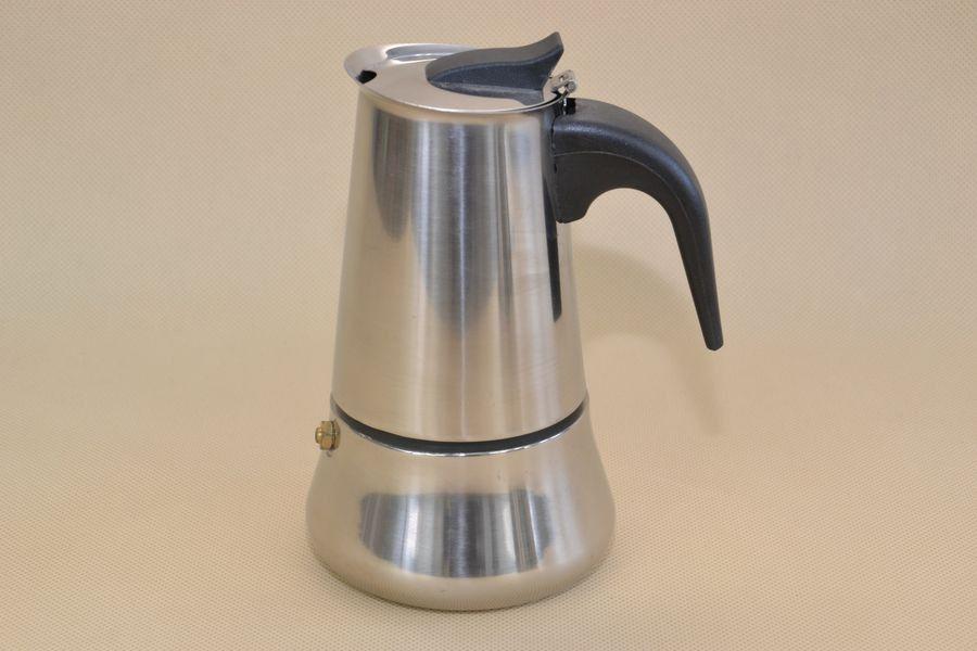 kávovar 4šálkový, MOKA, NR