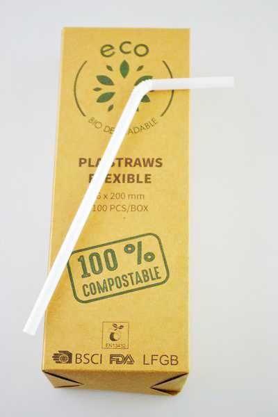 brčko 20x0,6cm, 100ks, EKO, 100% recykl.plast