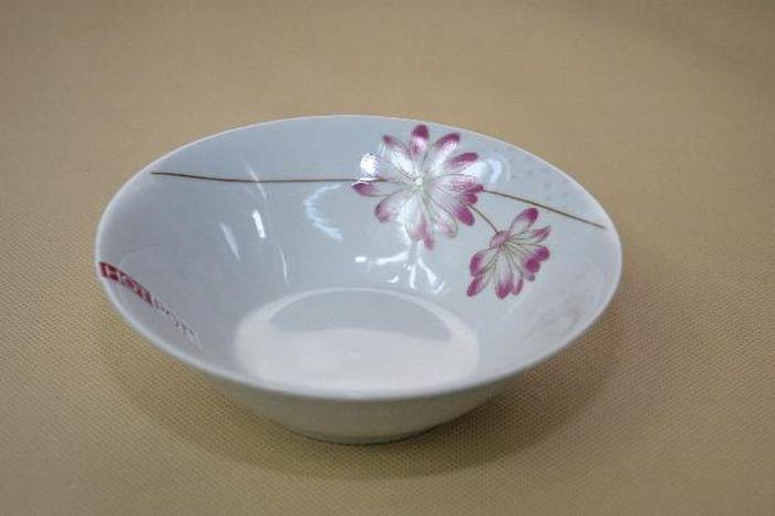 miska d15cm salát., BELLA kytka, porcelán