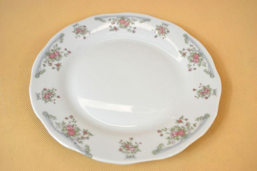 talíř d23,5cm mělký, PRIMROSE, porcelán