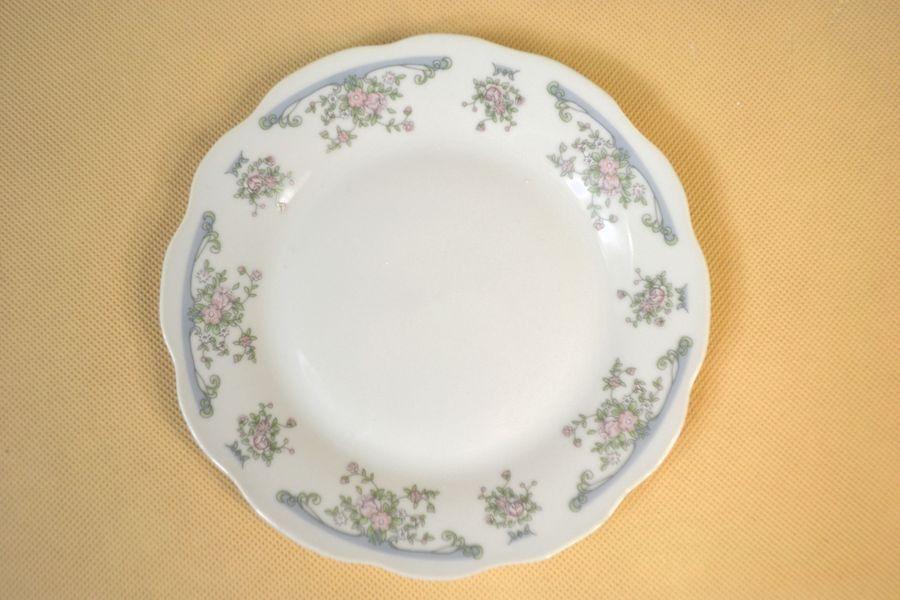 talíř d18cm dezertní, PRIMROSE, porcelán