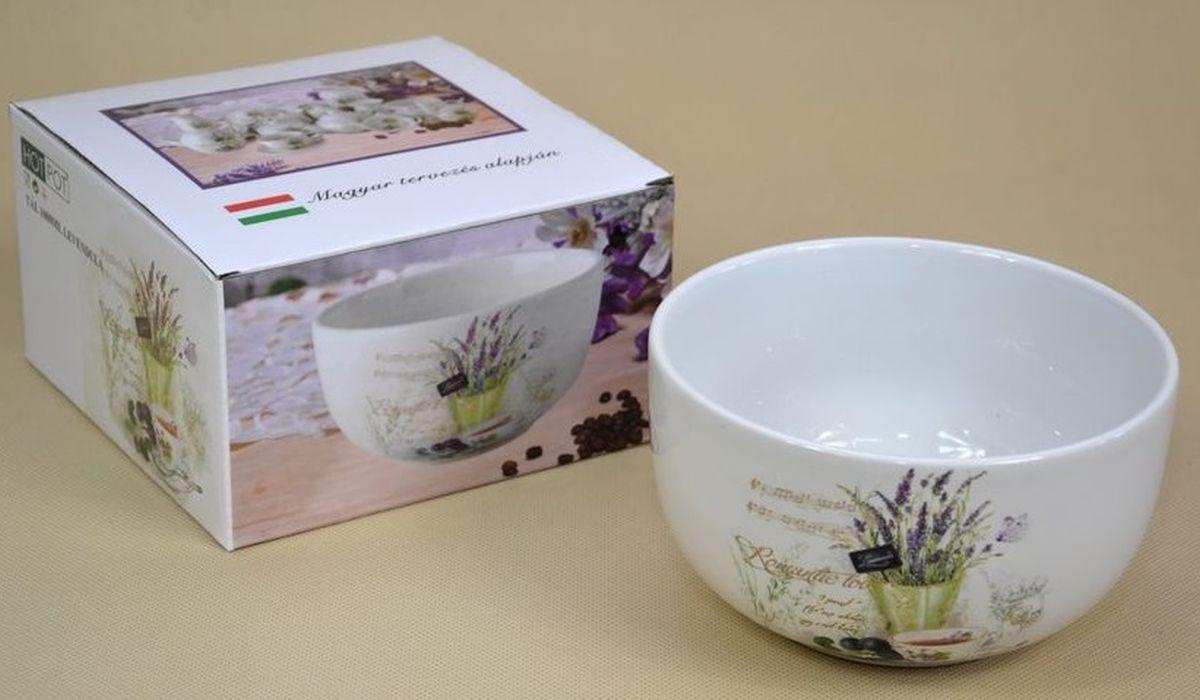 miska 440ml, LEVANDULE, keramika