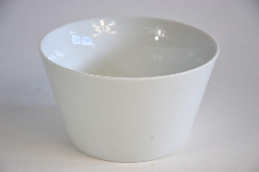 miska 500ml, d13cm, bílá, keramika