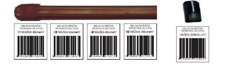 vitráž.100HT-2ks+4skobičky