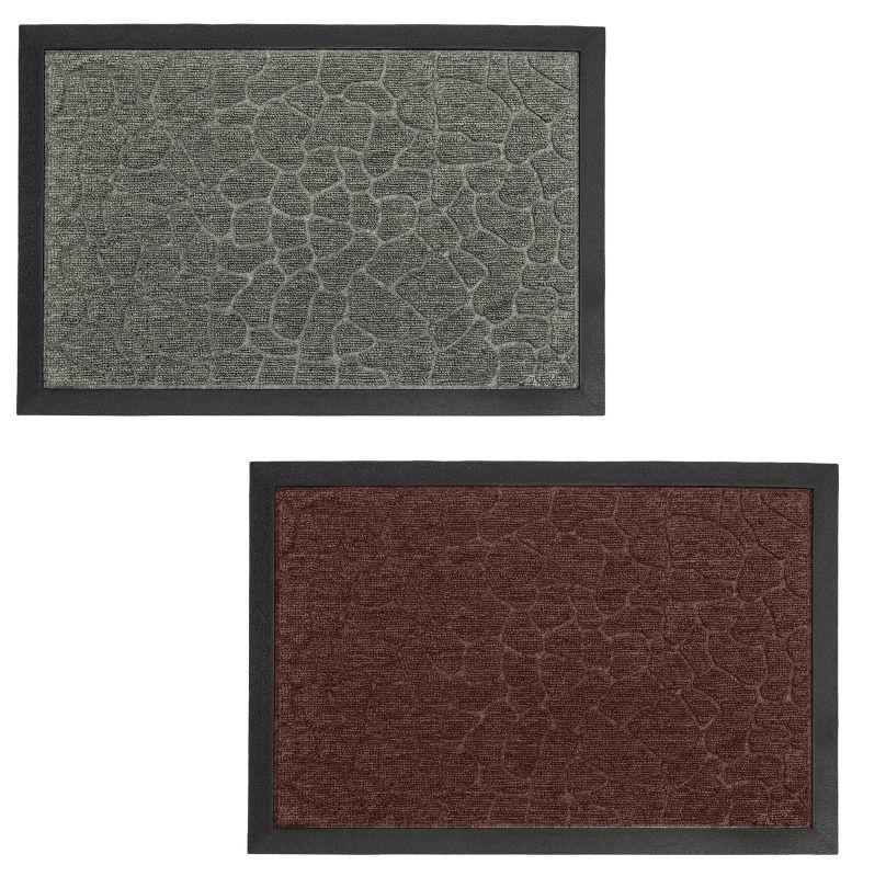 rohož  60x40cm KÁMEN CR017, PP+textil