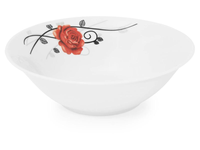 miska d18cm RŮŽE, keramika