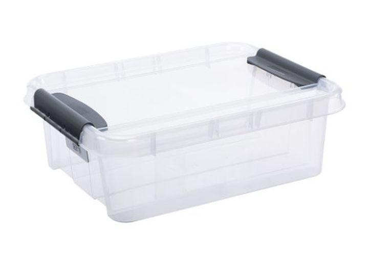 box 21,0l 510x390x169mm, klipsy, plast