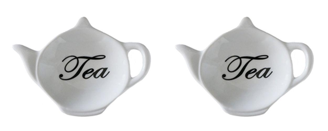 podčajník 2ks KONVIČKA-TEA,12x8,5cm,porcelán