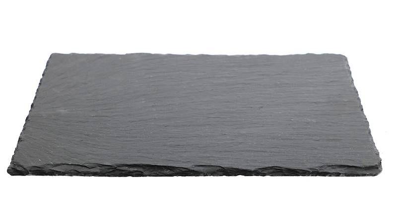 podložka-podnos 30x20cm kamenný,černý
