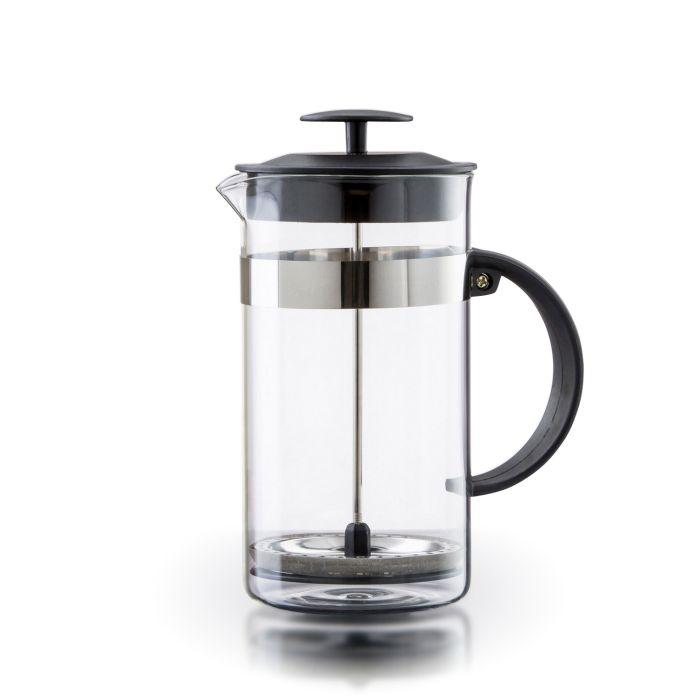 konvice 1,0l VÁLEC, COFFEE MAKER, sklo+plast