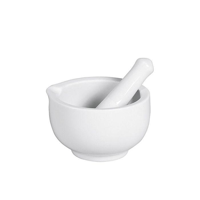 hmoždíř d 8,0 cm s tlouč.porcelán