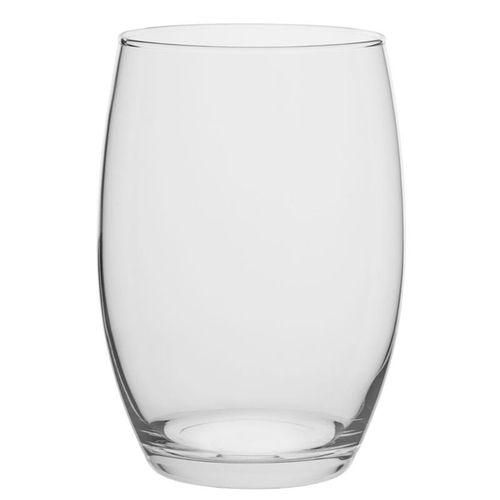 váza d12,0x20cm, TYRA, TREND, sklo