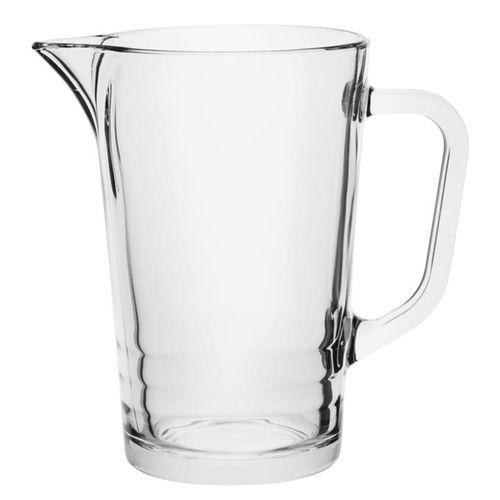 džbán 1,0l ARNE, TREND, pevný, sklo