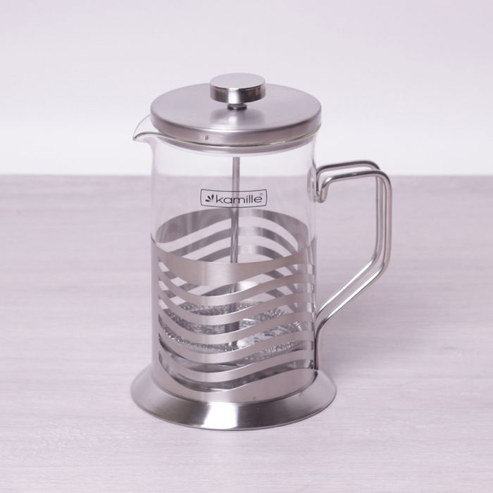 konvice 0,80l ARABICA II, COFFEE MAKER, sklo+NR