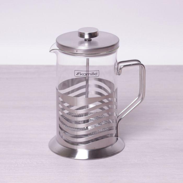 konvice 0,80l ARABICA II, COFFEE MAKER, sklo+NR