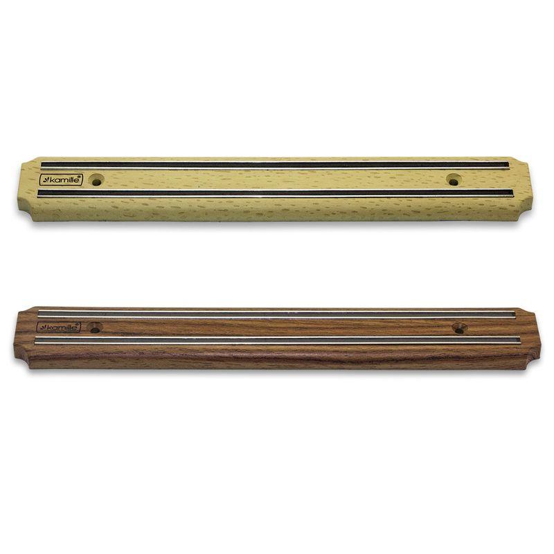 lišta 34cm magnet.na nože-dřevo