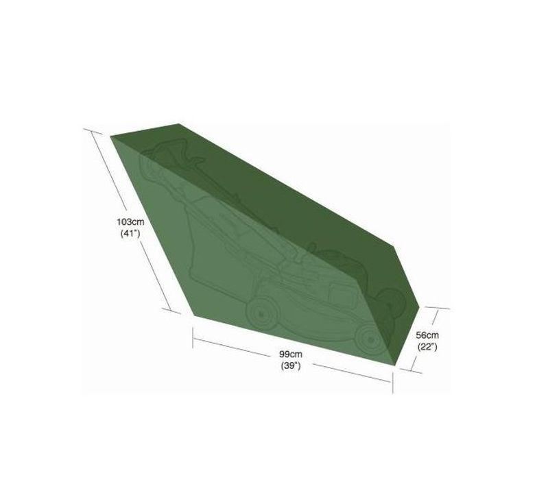 plachta na sekačku PE 99x56x103cm