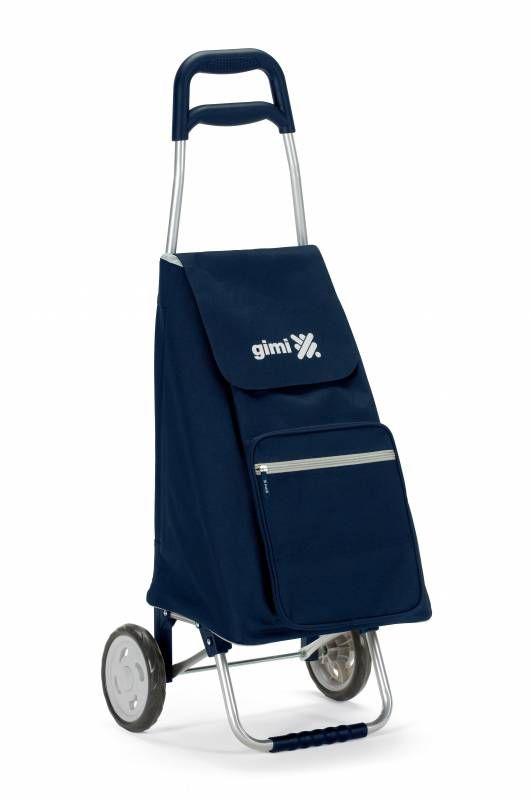 taška s kol. 45l, ARGO (30kg) MODRÁ, kov.rám