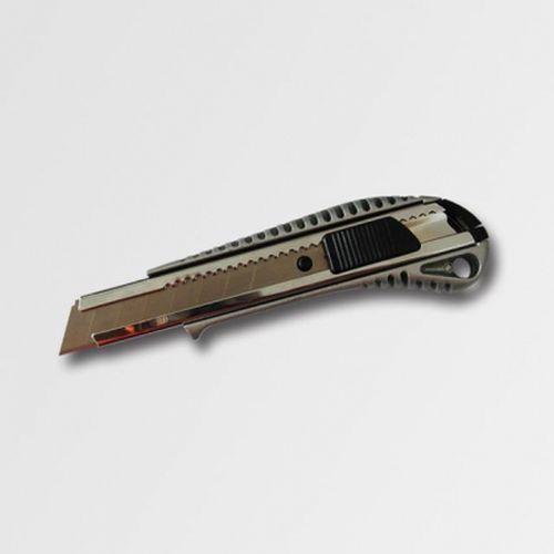 nůž 18mm ulamovací, AL, brzda