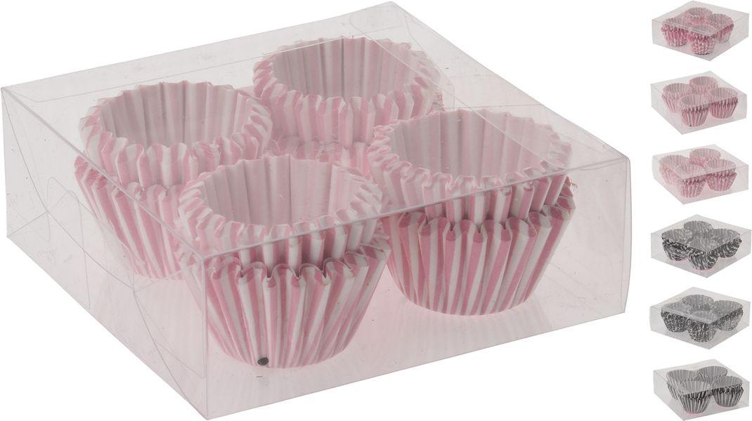 košíček d25 x 0,15 mm, 160ks, Muffiny,papír