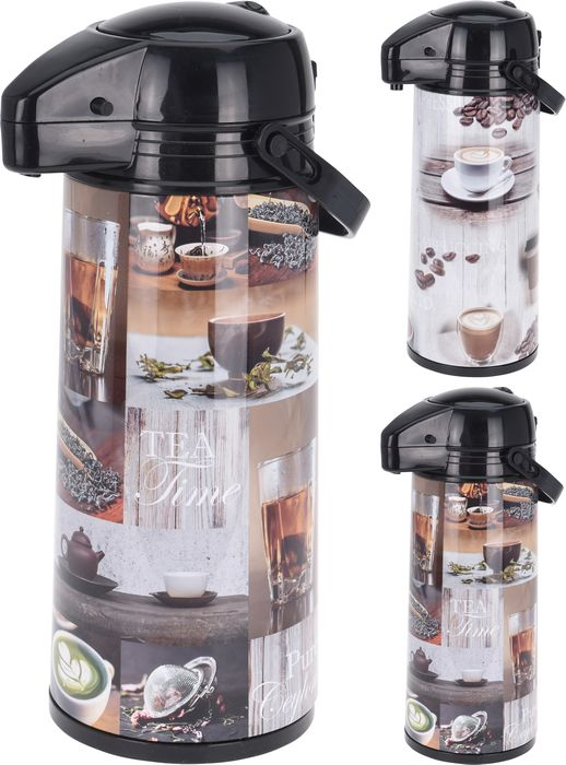 termoska 1,9l pumpovací-COFFEE