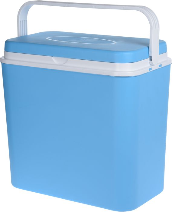 box 24,0l chladící modrý