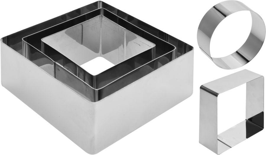 forma na přílohy-3ks set, kov