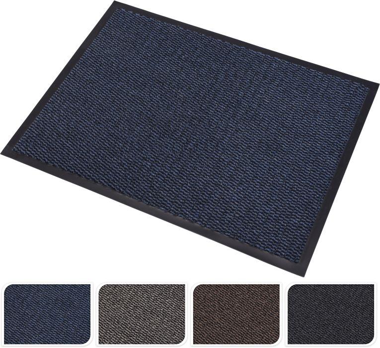 rohož  60x40cm 4druhy, textil/guma