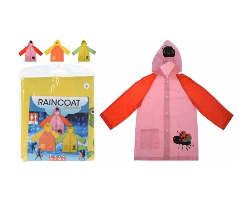 pláštěnka dětská PVC pro dívky