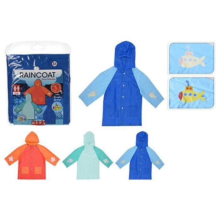 pláštěnka dětská PVC pro chlapce