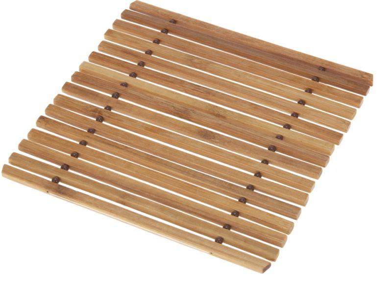 podložka pod hrnec 17,5x18cm obd.,bambus