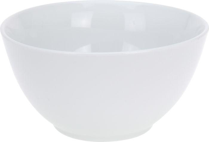 miska d15x7,5 polév. porcelán BÍLÁ