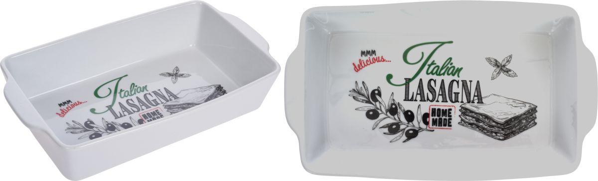 miska 28x16,5x6cm zapékací, porcelán
