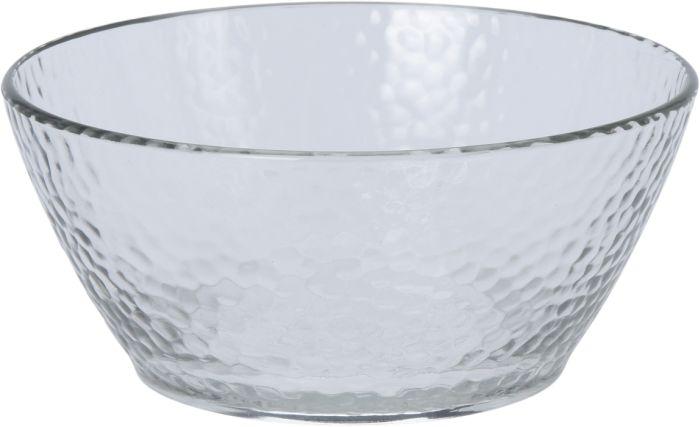 miska d12cm komp., mačkané sklo