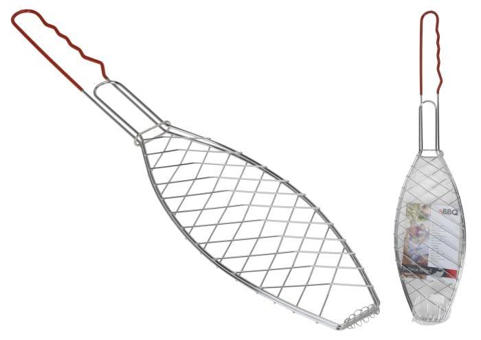 rošt 58cm na ryby, grilovací