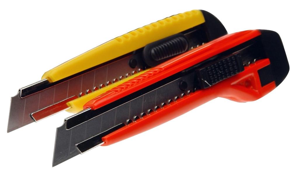 nůž zalamovací výsuvný