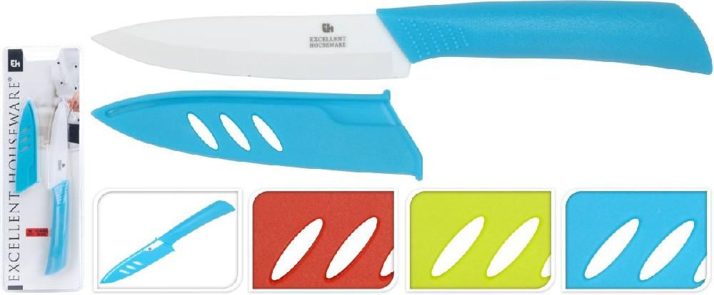 nůž 10,5cm keramický+kryt