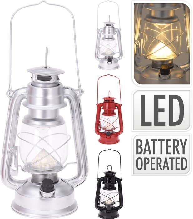 lucerna 24cm, kemp., LED, závěsná, 3barvy