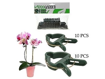 svorka-příchytka květin/rostlin 20ks