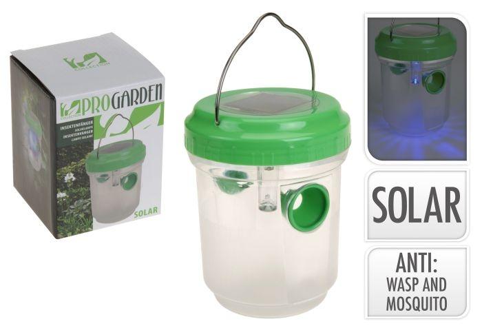 svítilna LED -proti komárům d8,5x11cm