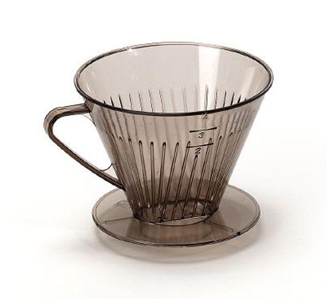 filtr na 4šálky kávy průhl.