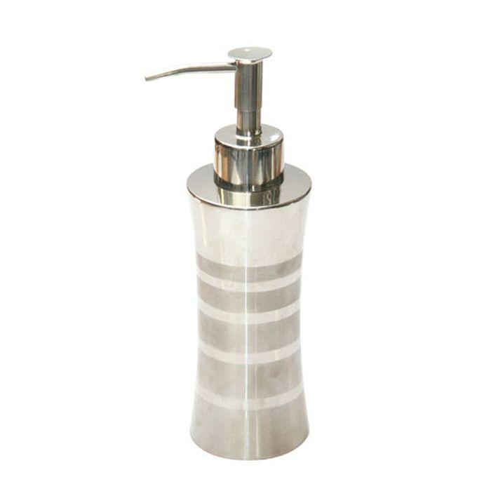 dávkovač d5x18,5cm chrom tekut.mýdla