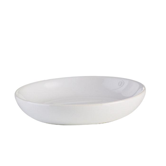 mýdlenka kul.d10,5 bílá-keramika