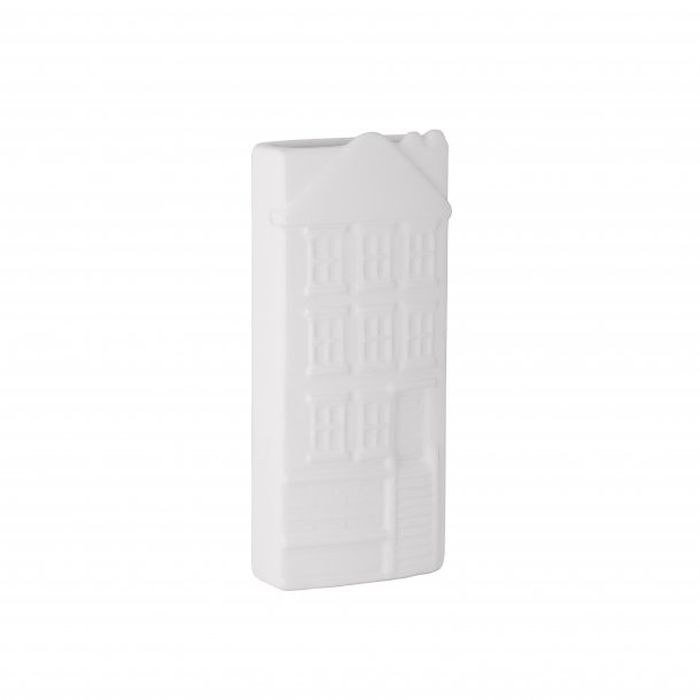 odpařovač bílý 9,5x4,1x19,9cm, keramika