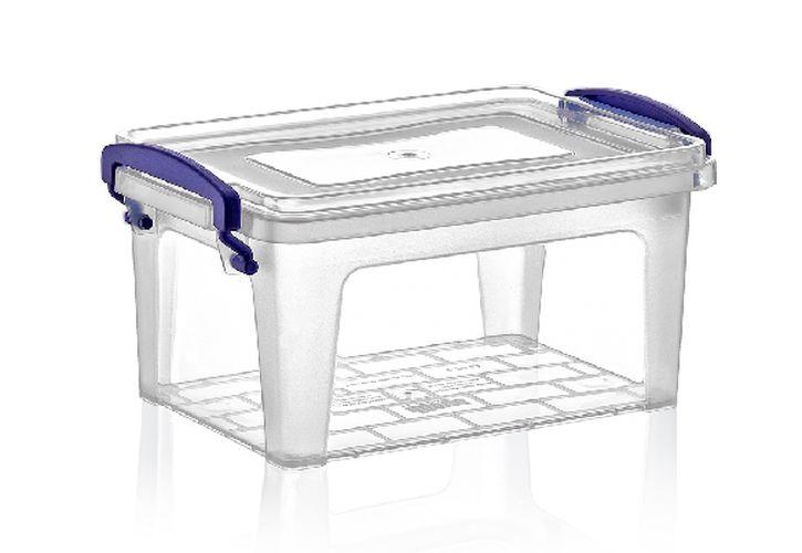 box  1,75l CLEAR 21x14x11cm, plast