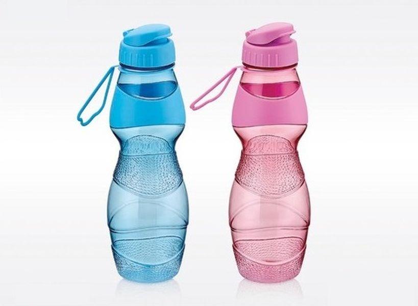láhev 0,7l ENERGY, 2barvy, (KNK), plast