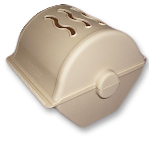 držák WC papíru-box vlnky