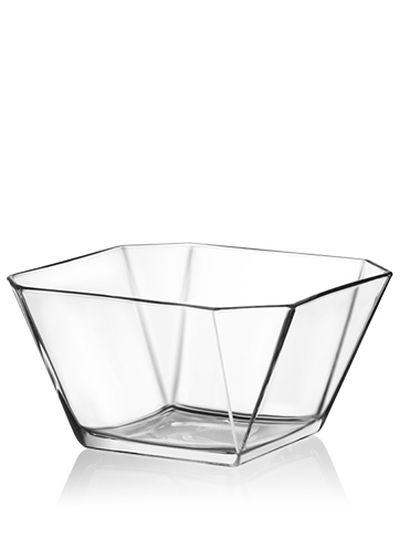 mísa salát.1,9l KAREN 19,6x19,6x10,5cm, sklo